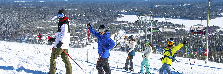 Vuoden hiihtokeskus 2019 – Ruka – on tehnyt ennakkoluulotonta työtä suorituspaikkojen kehittämiseksi, kauden pidentämiseksi ja kansainvälisen kiinnostavuuden herättämiseksi.
