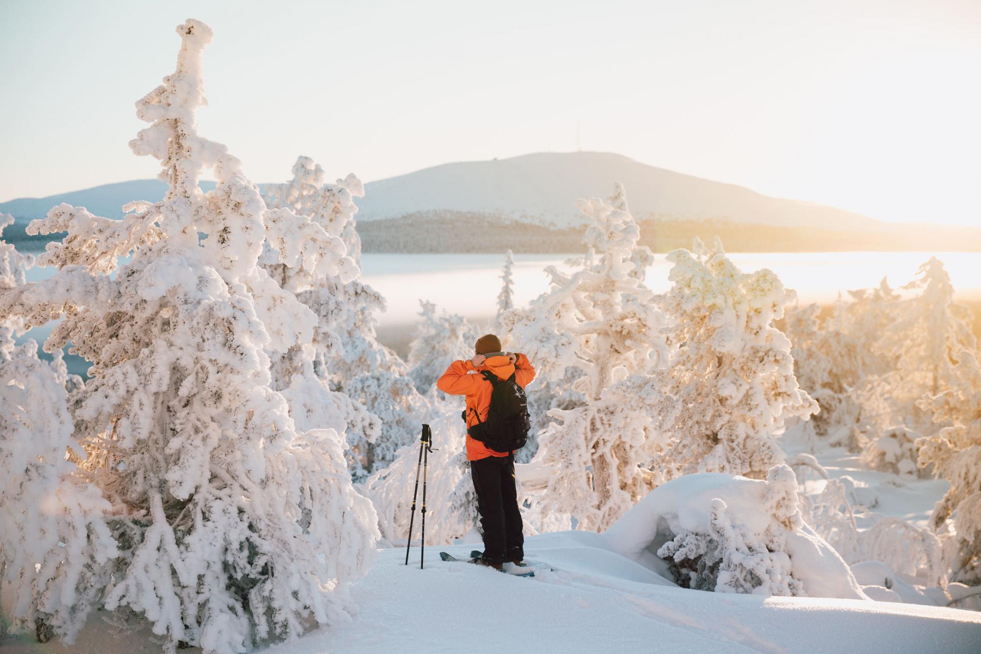 Finnlands Natur lädt zum Verweilen ein. | © Matt Cherubino / Visit Finland