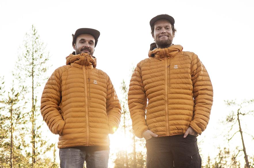 Ville Puomisen ja Antti Autin luotsaama Arctic Weekend -lumilajimessu järjestetään lokakuussa 2019 jo kolmatta kertaa. Kuva: Simo Vilhunen