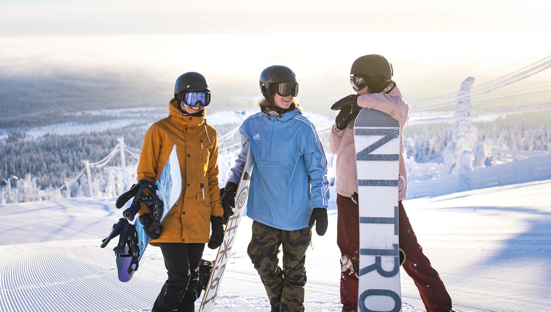 Nyt on syytä riemuun, sillä talvi 2019–2020 tuo Iso-Syötteelle valtavasti uutta: hotellin, areenan, ravintoloita ja monia parannuksia rinteisiin.