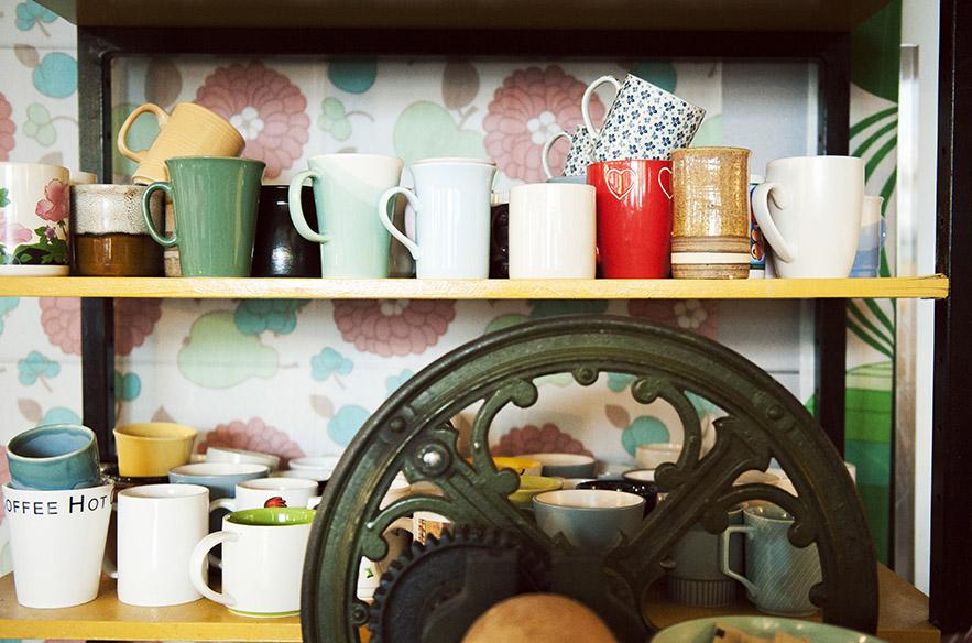Tuba on eko- ja kierrätyshenkinen ravintola.