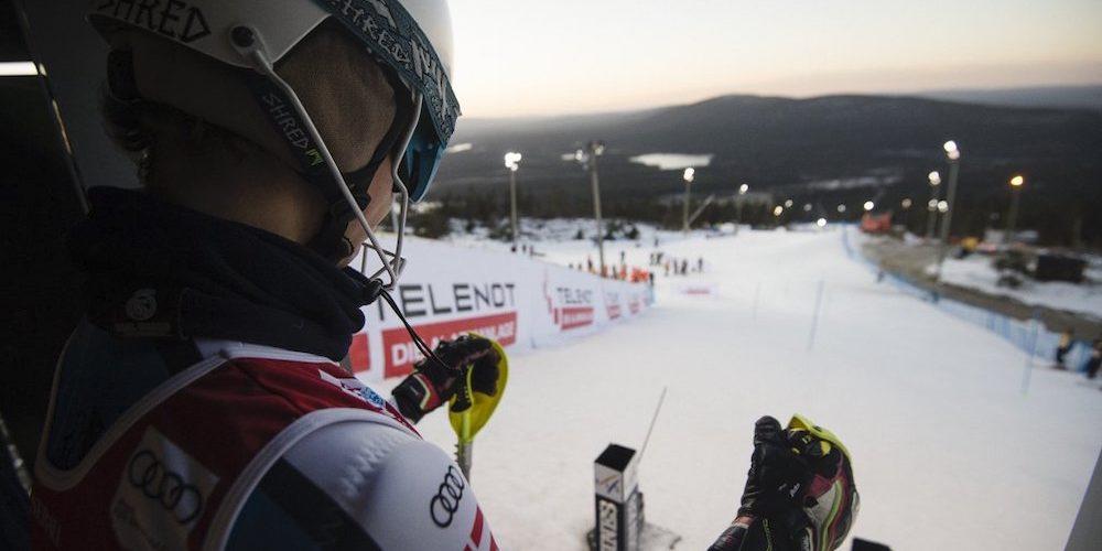 Levi World Cup. Foto: Ski Sport Finland, Victor Engström