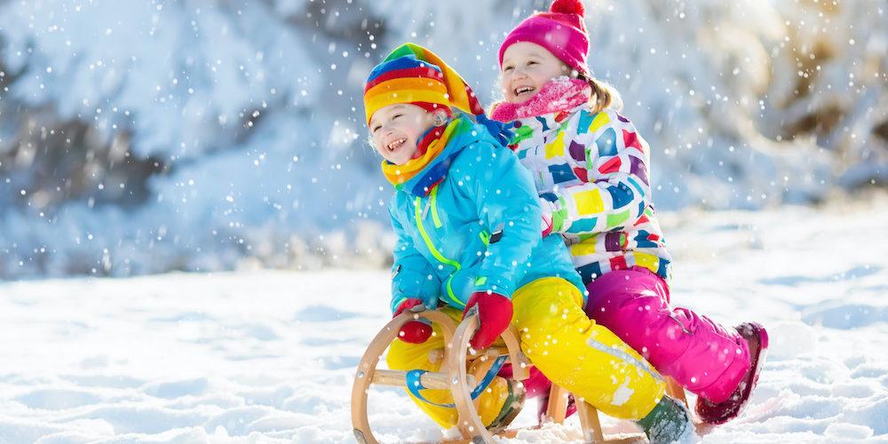 Winterspaß im glücklichsten Land der Welt. Foto: Visit Finland