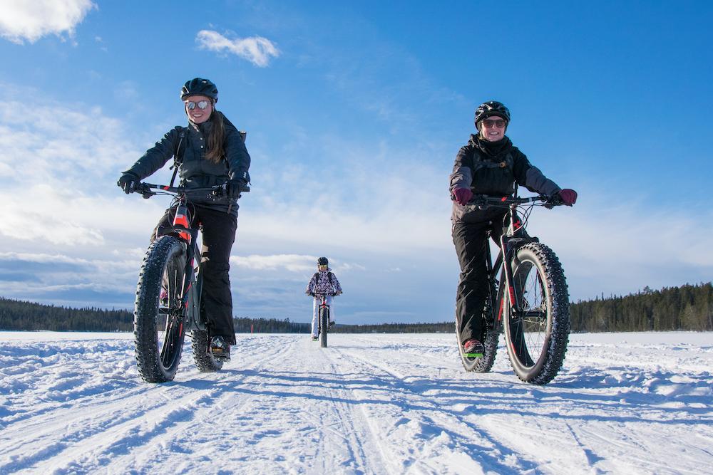 Yllas_Lapland_Fatbike / Aktivitäten in Finnischen Skizentren