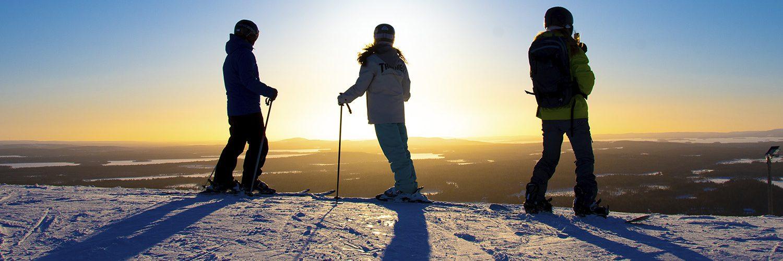 Laskettelukausi 2019–2020 oli monissa Pohjois-Suomen keskuksissa hieno, mutta loppui valitettavasti etuajassa.
