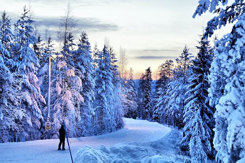 Skigebiet Himos