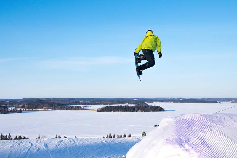 Skigebiet Messila