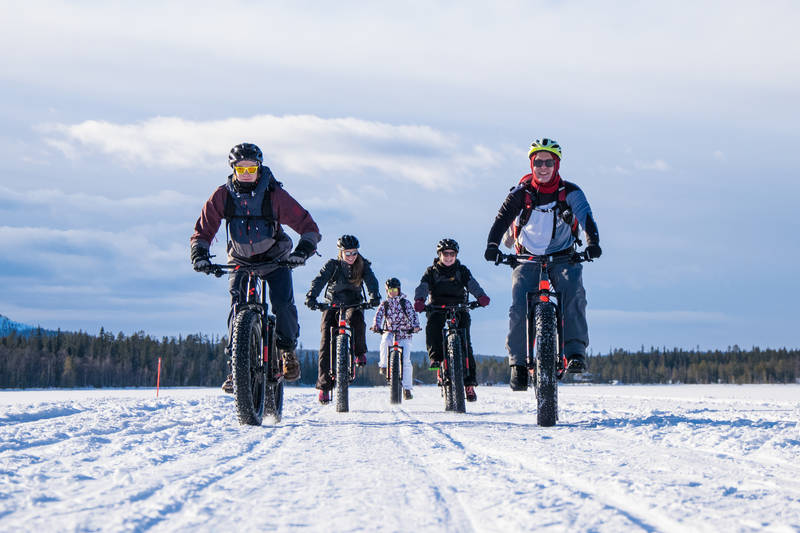 Skigebiete in Finnland Ylläs