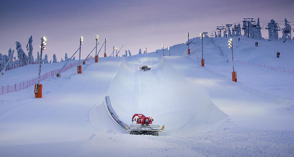 Vuoden hiihtokeskus 2020 on Vuokatti. Keskuksessa on erinomaiset suorituspaikat kaiken tasoisille laskijoille.