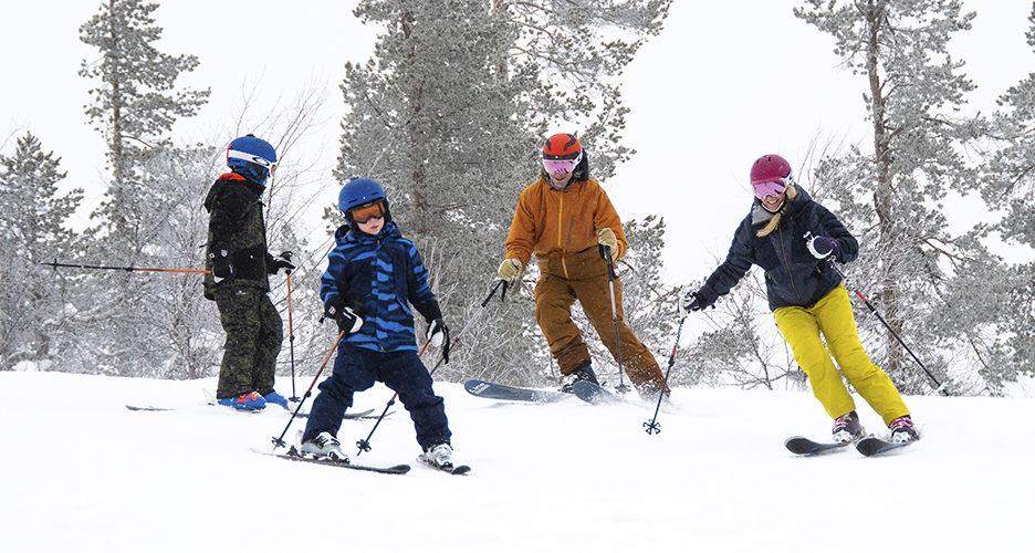 Ski.fi-kortti on laskettelijan paras etukortti: sillä saat kaksi päivä- tai iltalippua yhden hinnalla. Uuden Ski.fi Perhekortin voit jakaa samassa taloudessa asuvien perheenjäsenien kanssa.