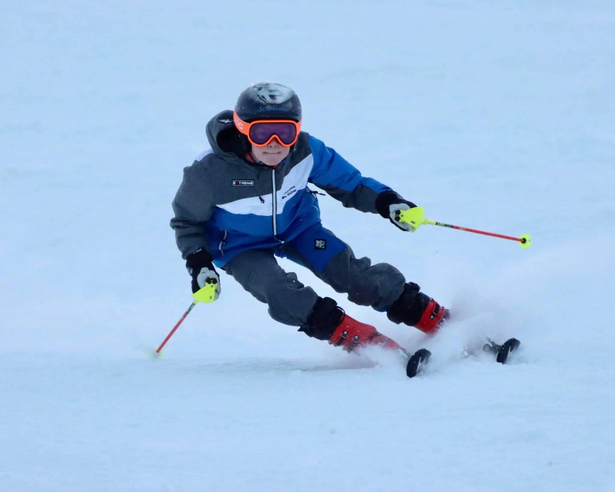 Peuramaa Slalom
