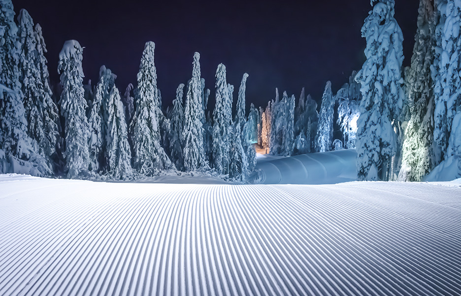 Kaikki suomalaisista alamäistä löytyy nyt osoitteesta Ski.fi.