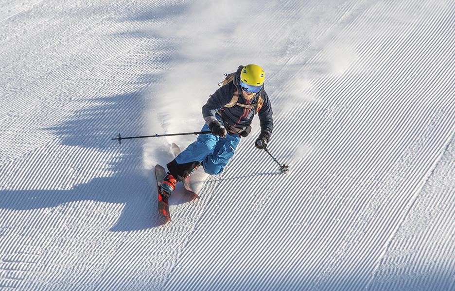 World Telemark Day ansaitsee oman haasteen. Kuinka moneen taivut?