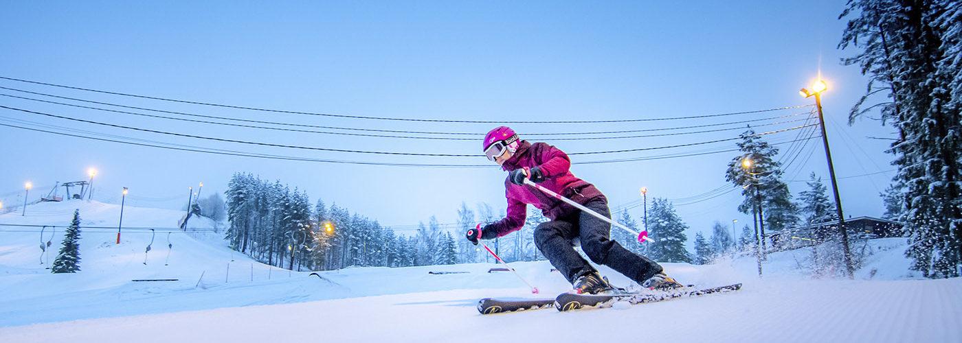 Hyvinkään Sveitsissä on rakennettu talvikaudelle 2021–2022 uusi mattohissi aloittelijoille sekä loiva harjoittelurinne vähän edistyneemmille laskettelijoille.